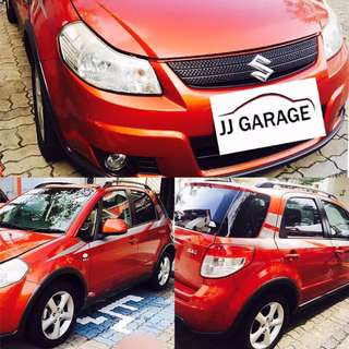 Mon To Fri Rental From JJ GARAGE @ Jurong East call us 98644368 !!!