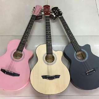 Acoustic Guitar Andrew Jr Size