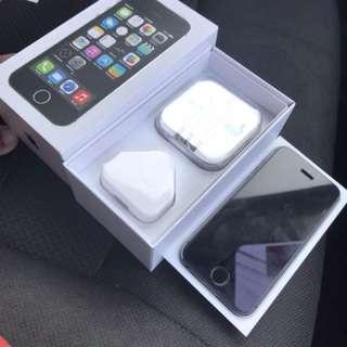 Iphone 5s 16gb LLset
