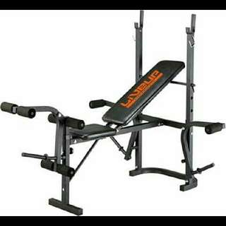 5 In 1 Bench Press LiveUp FREE DELIVERY
