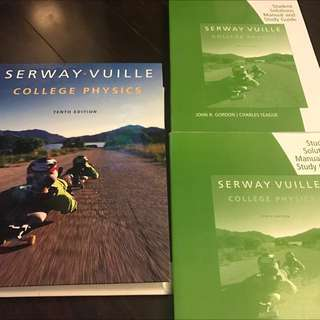 College Physics 10e - Serway Vuille