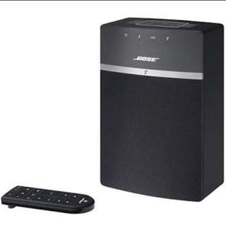 Brand New Bose SoundTouch 10 Bluetooth Speakers