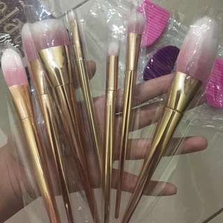 Unicorn Brush Set Kuas Make Up