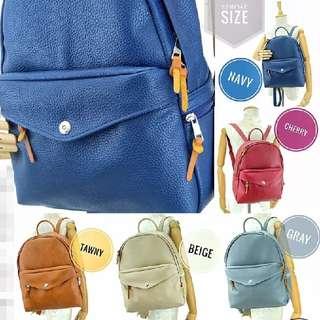 Vintage Backpack 🎒