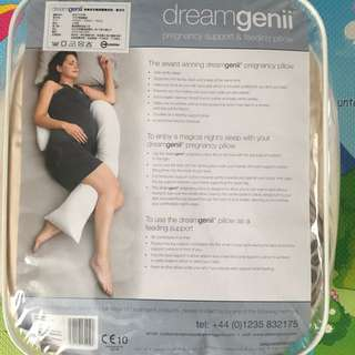 降!土耳其棉Dream genii 哺乳枕(含運)