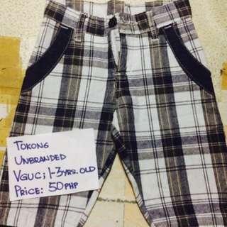 Plaid Shorts (Unbranded)