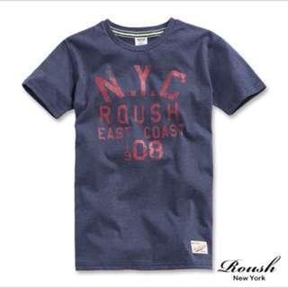 🚚 美式短袖 NYC時裝設計