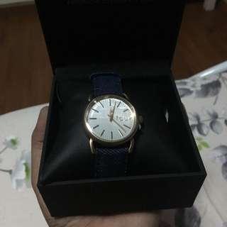 Denim Strap FCUK Watch