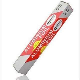 Heavy Duty Aluminum Foil 10 meters