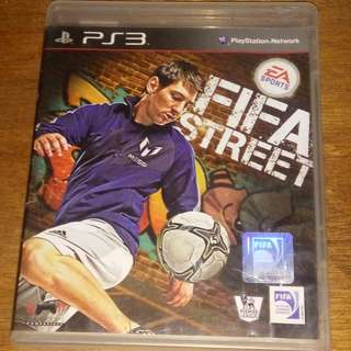 KASET BD GAME PS3 Original Fifa Street