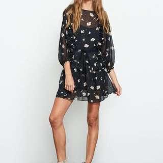 Stevie May whistler mini dress