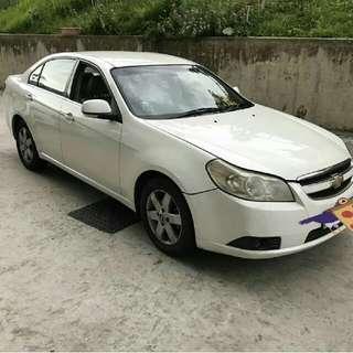 Chevrolet epica Rental