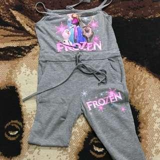 Jumpsuit frozen