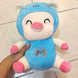 Cute pig stuff toy