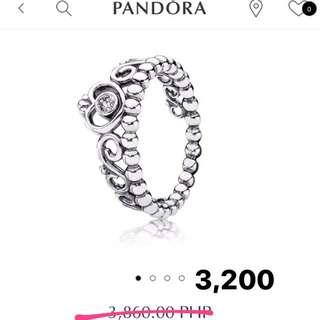 Authentic Pandora Rings