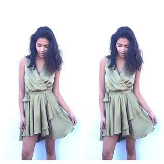 Saigon Wrap Dress