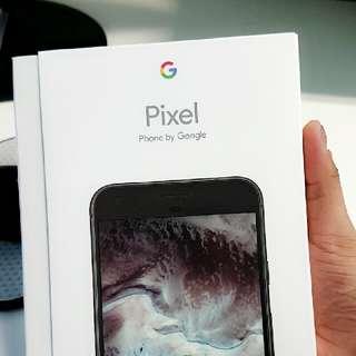 Google Pixel XL 128GB, Black