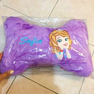 Sophia the first pillow