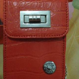 """""""Hermes"""" pouch"""