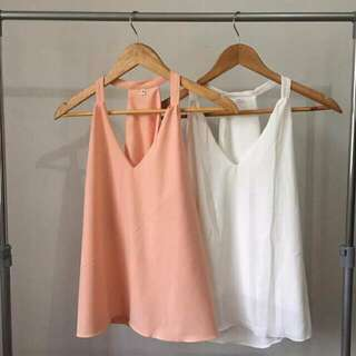 Racer Back Top(REPRICED)