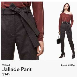 Wilfred Jallade Pant