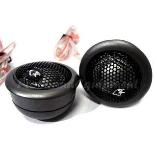 AMERICA SOUND CS 20T CLASSIC SERIES 20MM SILK DOME TWEETER CAR AUDIO SYSTEM SPEAKER ( 90 WATTS )
