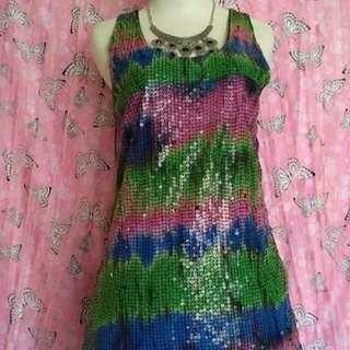 Dress Sequin
