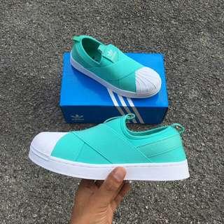 Slip on turquoise