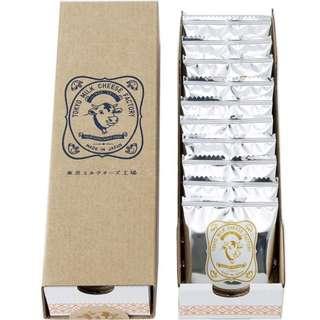 「現貨」1盒,東京牛奶起士工房-蜂蜜起士20入
