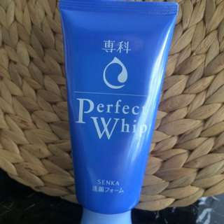 BN Shiseido Senka Perfect Whip cleanser 120g