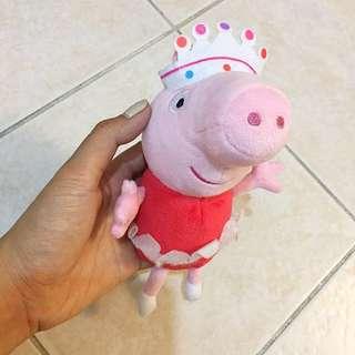 Peppa pig stuff toy