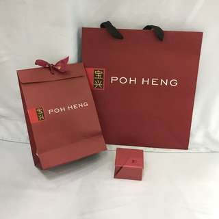 🚩POH HENG Authentic gift set