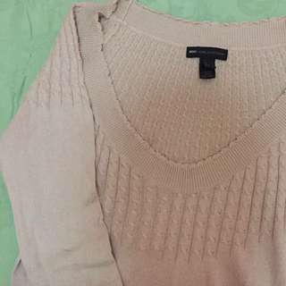 Sweater Mango size M fit to L