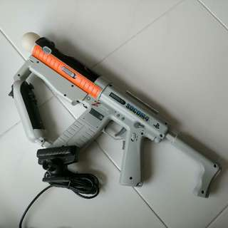 Faulty PlayStation Move with working Gun and Move cam