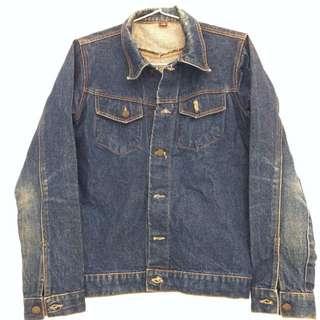 Jacket Jeans Cowok