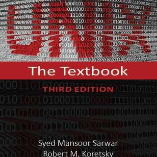 eBook (.pdf) UNIX: The Textbook