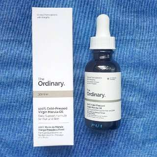 The Ordinary Virgin Marula Oil