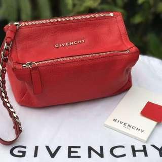 Authentic Givenchy Pandora wristlet