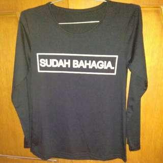 (RE-PRICE) Baju SUDAH BAHAGIA