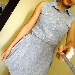 (repriced) Denim dress