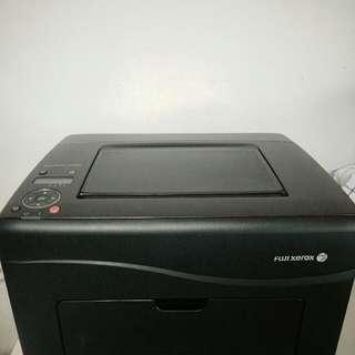 Fuji Xerox CP205 Color Laser Printer