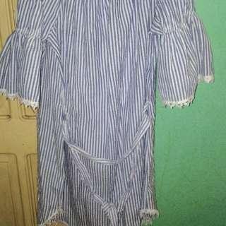 Crop Dress.