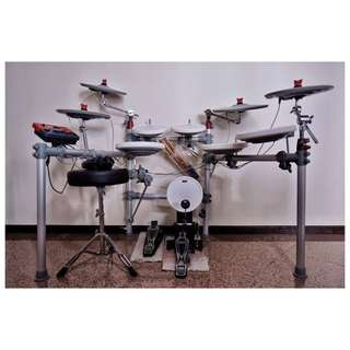 Kat Percussion KT3 Electronic Drum Set