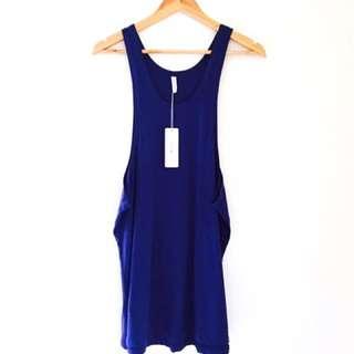Ebony & Ivory loosefit dress