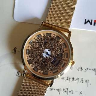 🚚 Wilon男錶(薄款)