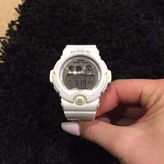 White Casio Baby G