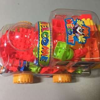 Toy Building Blocks for Sale