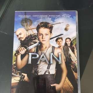 PAN DVD (original) Free postage