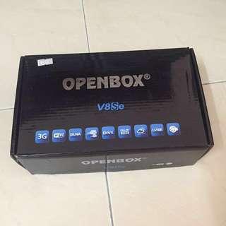 Open box Skybox