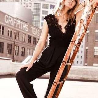 Black Seduce jumpsuit